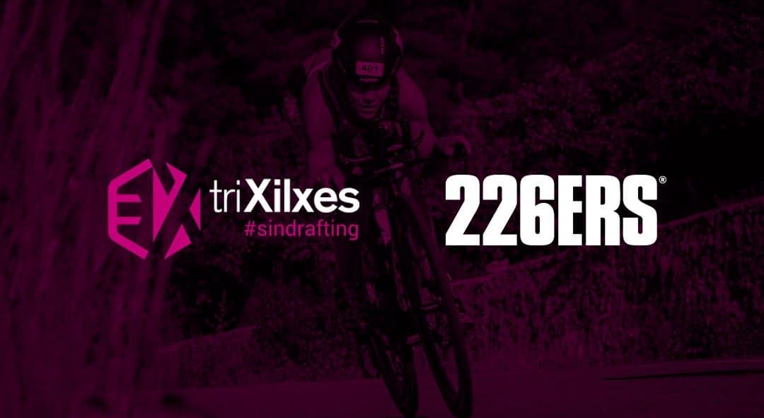 226ERS se suma a la familia de compañeros de viaje del #triXilxes.